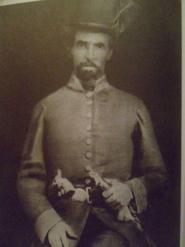 Lt. Colonel Herron Blythes Regt.