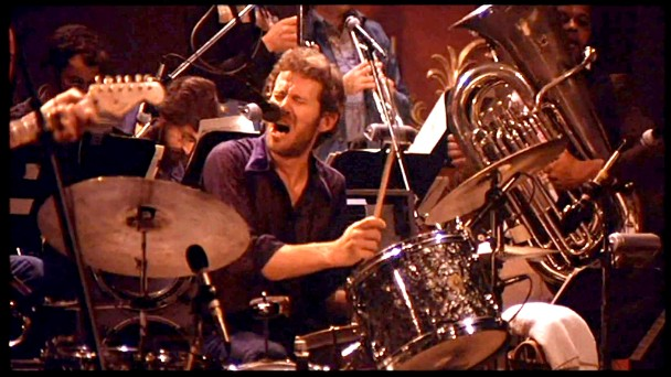 Levon-Helm on the Drums