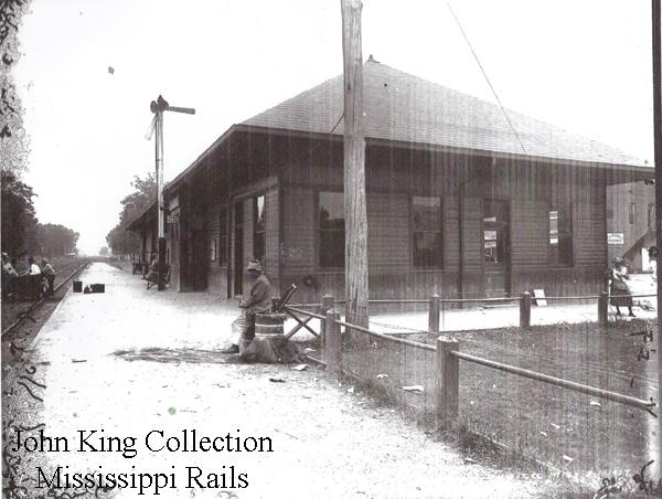 Tunica Depot 1917