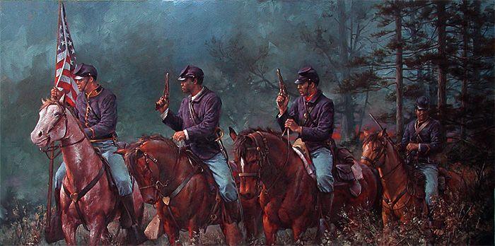 usct cavalry