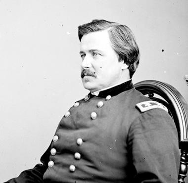 Alexander M McCook
